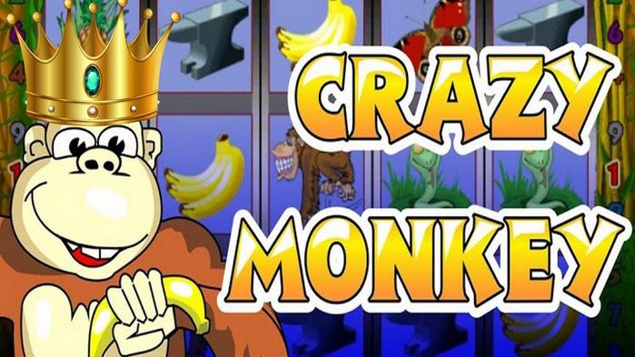Игровой автомат Crazy Monkey в казино Фараон — Диво Чудное