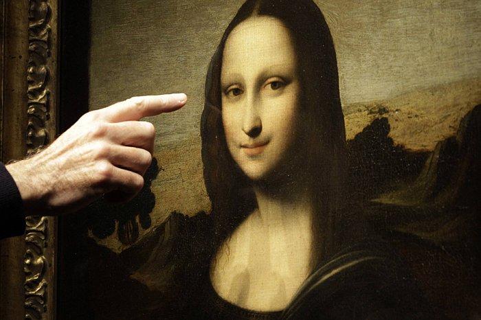 Мона Лиза: секрет разгадан